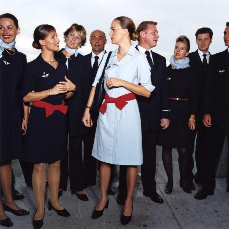 Flight Attendants by Brian Finke