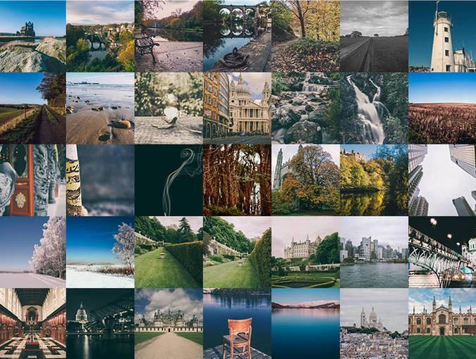 Free HD Backpack Photo Series