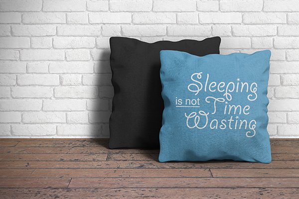 Free Pillow Mockup PSD – Freebiesjedi