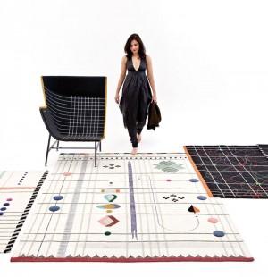 Handmade Rugs With Tribal Folk Embroidery – InteriorZine