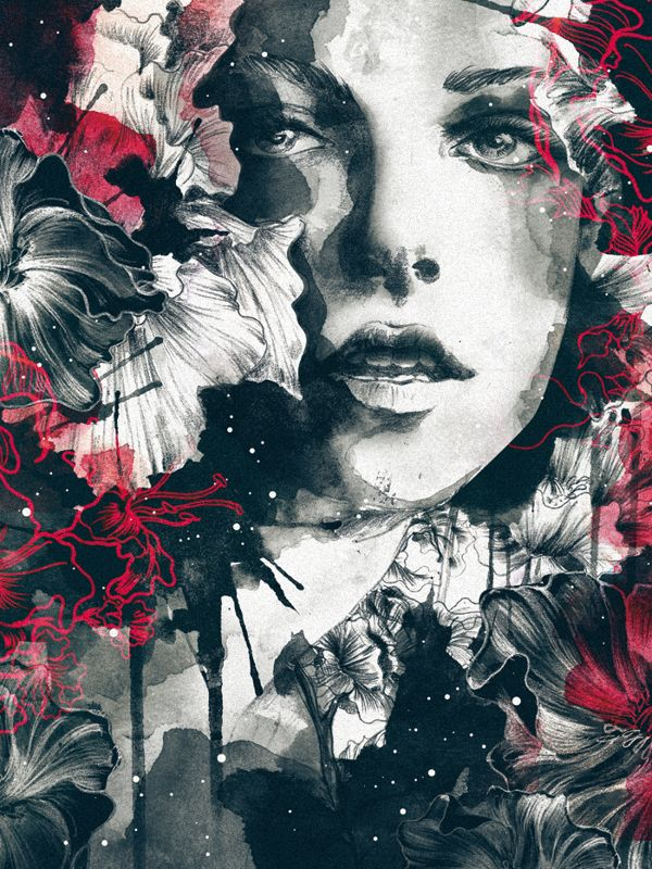 Illustration 2.13 on Illustration Served | Art | Pinterest | Illustration, Behance and Graphite Art