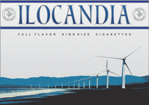 Label and Logo Design – Ilocandia Tobacco company
