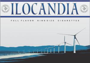 Label and Logo Design – Ilocandia Tobacco company
