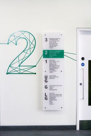 Imperial College London (Business School section) guides system design circles display design er ...