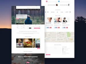 Innosphere : Multipurpose PSD Web Template
