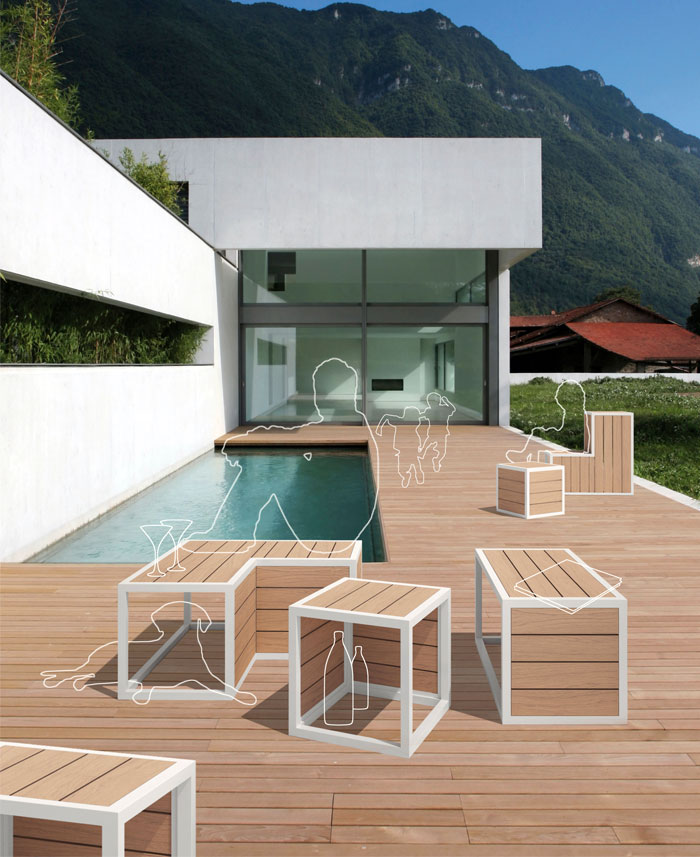 Innovative Modular System by StudioPANG – InteriorZine