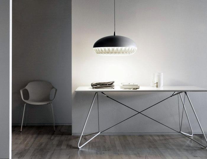 Innovative Woven Pendant Lamp – InteriorZine