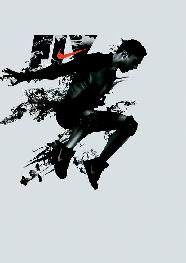Nike, Run, Jump, Fly