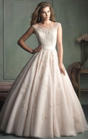 2015 long lace wedding dress – sheinbridaldress
