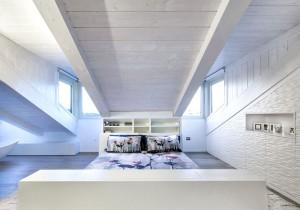 Luxurious Top Apartment with Roof Garden – InteriorZine