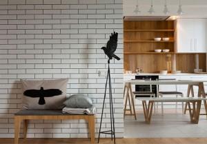 Mnochrome Kiev Apartment by Alena Yudina – InteriorZine