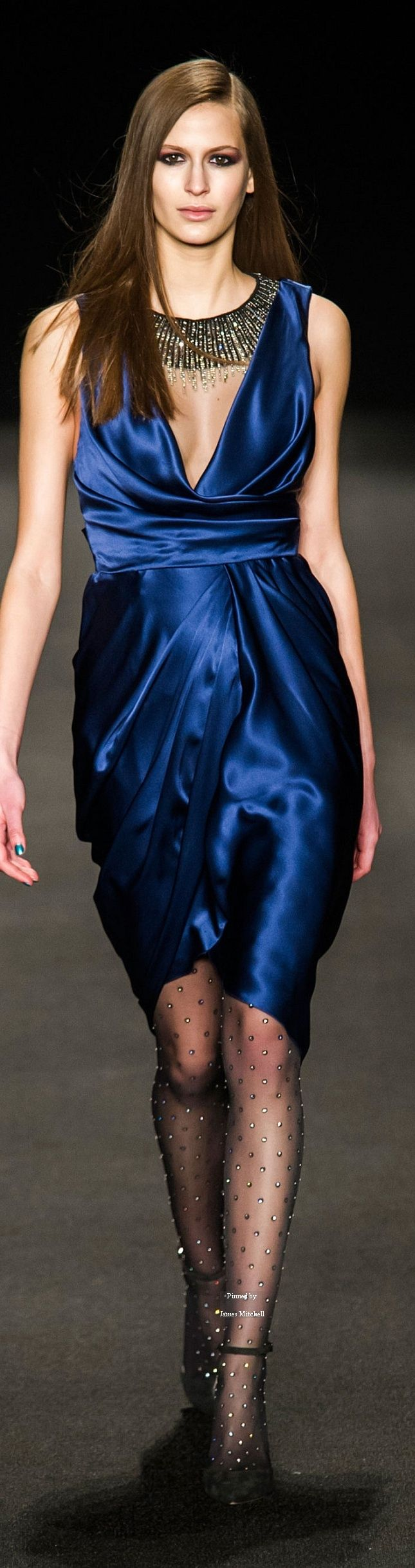 Monique Lhuillier Collection, fall 2015. | Fashion & Glamour & Luxury | Pinterest | Moni ...
