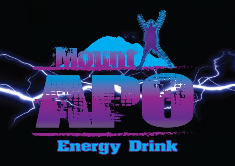 Logo Design – Mount APO Energy Drink