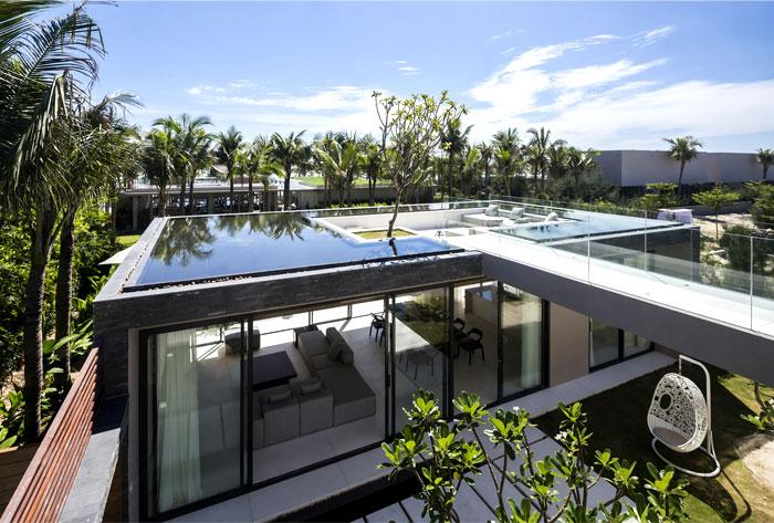 Naman Residences – Garden Villa on the Non Nuoc Beach – InteriorZine