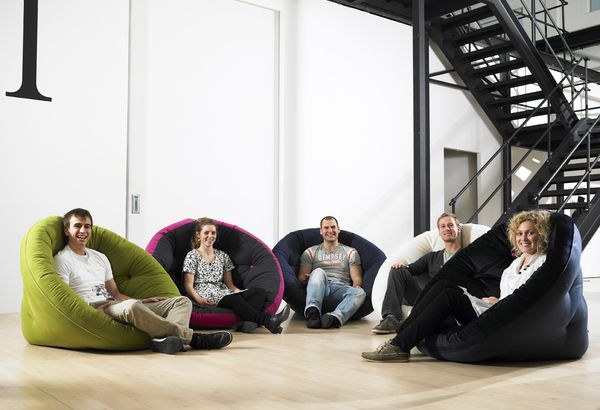 Nest Nido futon sofa