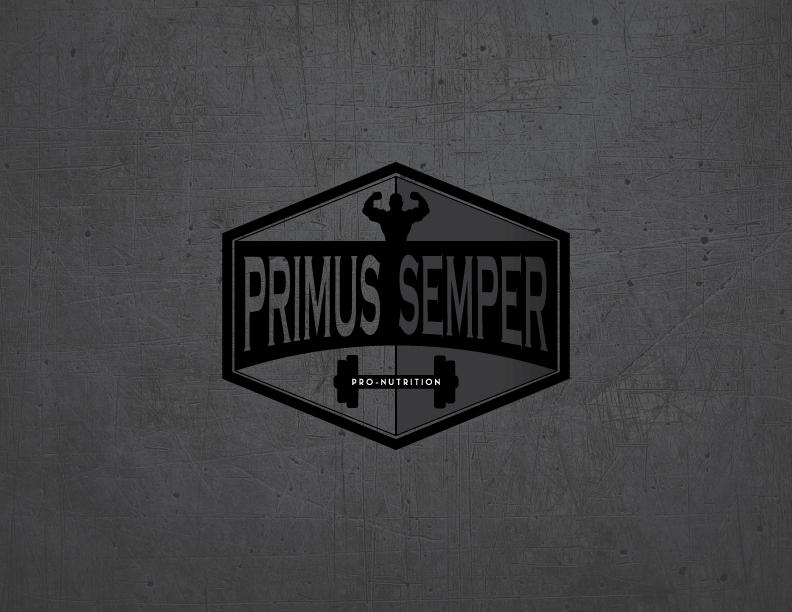 Logo Design for Primus Semper – Pro Nutrition