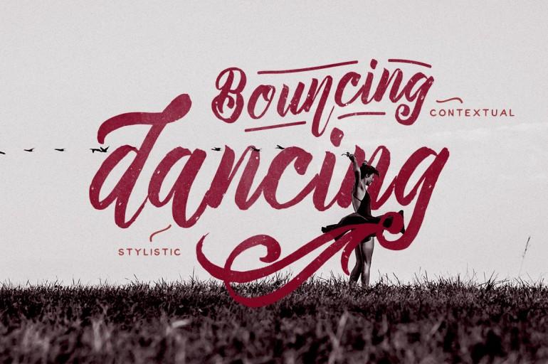 Bouncing dancing