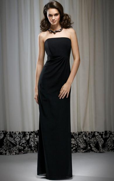 black long dresses for wedding parties or other parties