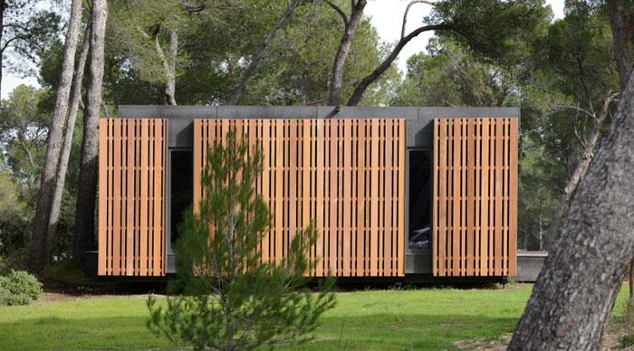 Passive Recyclable Pop-Up House – InteriorZine