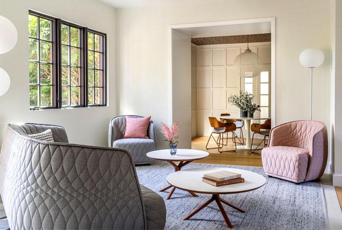 Remodel of Suburban Home in Newton by Hacin + Associates – InteriorZine