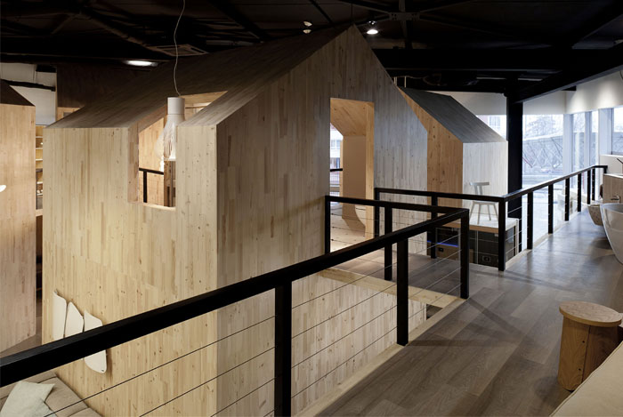 Showroom Design Gallery Nido in Sofia – InteriorZine
