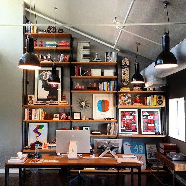 The Perfect Office – Aeon GoPro Stabilizer, Glowforge 3D Printer and Office Ideas