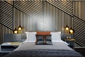 Trendy Apartment Decor with Geometric and Graphic Elements – InteriorZine