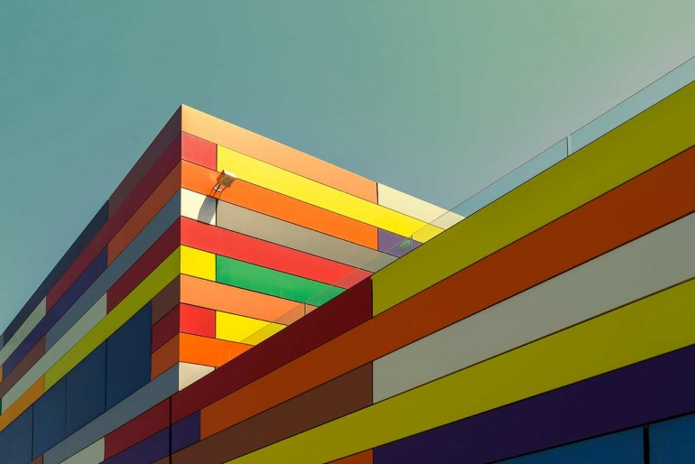 Urban Geometry by Andrés Gallardo Albajar
