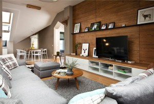 Vacation Home Combines Warmth of Wood with a Bright Open Interior – InteriorZine
