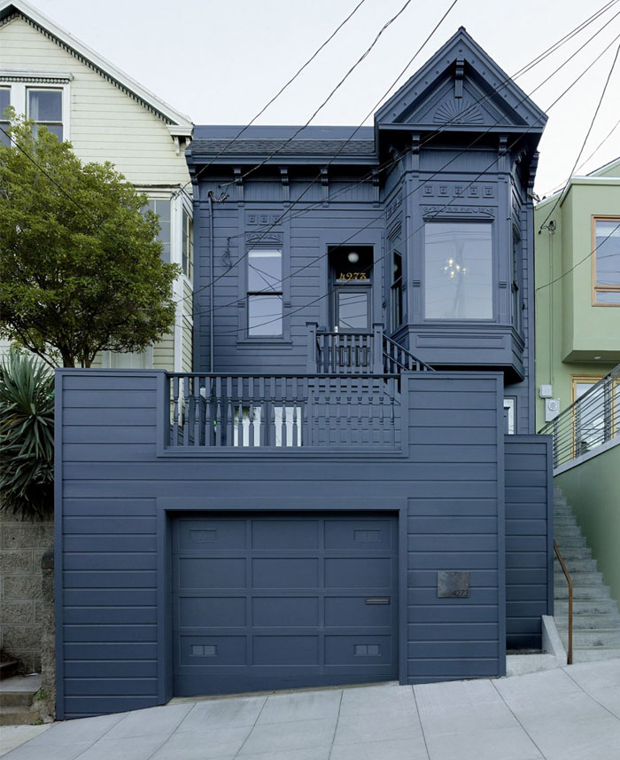 Victorian Home Renovation by Geremia Design – InteriorZine
