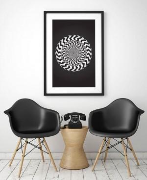 Vortex Collection – Art Posters by Martin Albrecht – InteriorZine