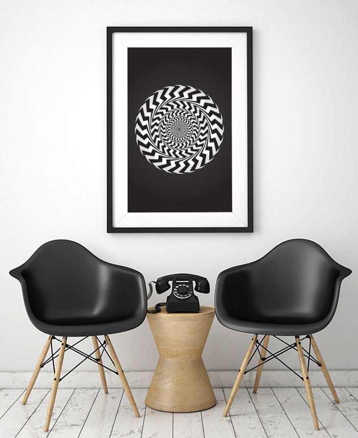 Vortex Collection – Art Posters by Martin Albrecht – InteriorZine