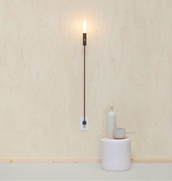 WALD HI•LO Plug Lamp