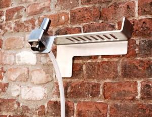 Water Tap System Dueacca by Adriano Design – InteriorZine