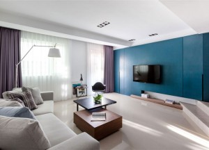Western Style House in Taiwan – InteriorZine