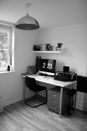 Desk / Studio / Workspace / Workstation