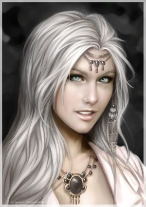 Aminael by omupied on deviantART | Fantasy Art | Pinterest | Deviantart, Elf and Daughters