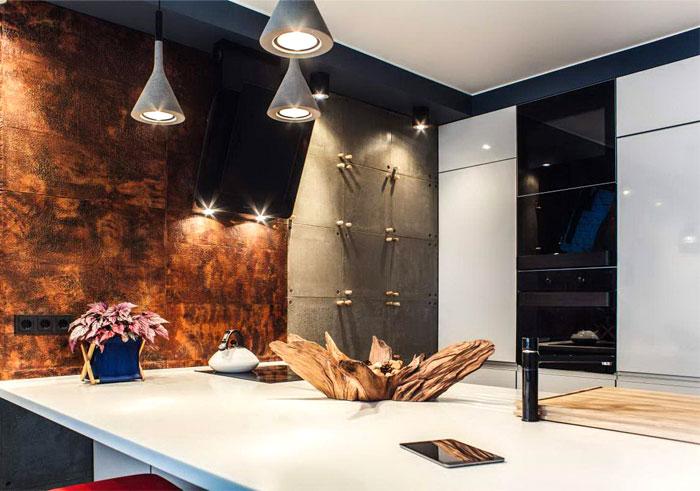 Apartment for Four by Rina Lovko – InteriorZine