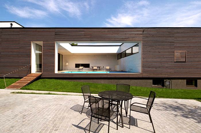 Ark House by Drozdov & Partners – InteriorZine