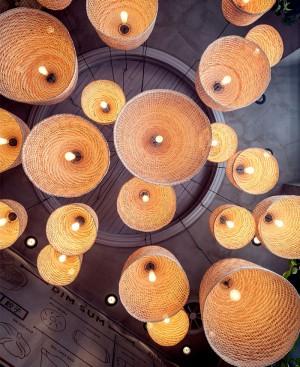 Baobao Asian Restaurant Decor – InteriorZine