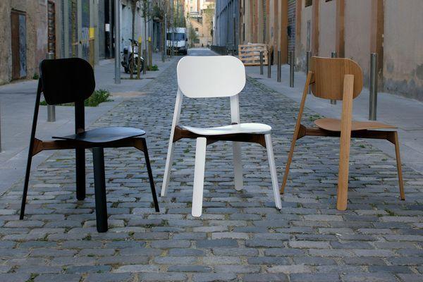Bark Chair