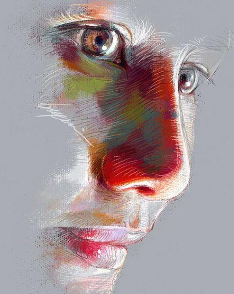 BAYANI E. DE LEON – Mastering the digital art medium | Portrait Sketches, Sketches and Portraits