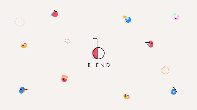 Blend Manifesto