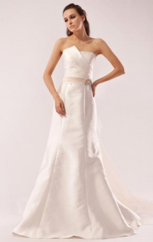 Princess long wedding dresses on queeniebridal