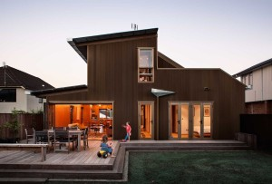 Evans Family Home by B/OS Architecture