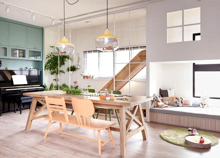 Family Playground – Interior Renovation by HAO Design – InteriorZine