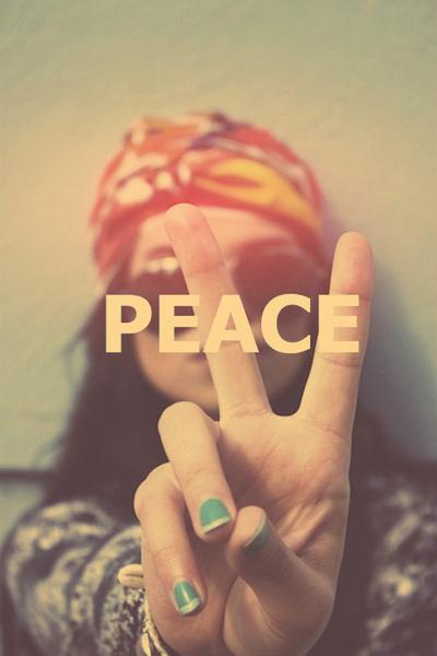 peace V
