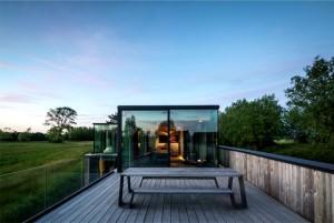 Impressive Architectural Construction of Graafjansdijk House – InteriorZine