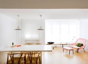 Inspiring Modern Apartment in Madrid by Nimu Studio – InteriorZine