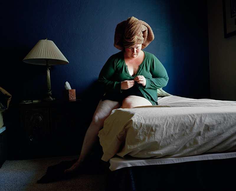 Intimate Self Portraits of Jen Davis | Photogrist